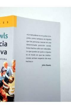 Muestra 1 de INTELECTUALES. JOHN RAWLS Y LA JUSTICIA DISTRIBUTIVA (Pablo Da Silveira) Campo de Ideas 2003
