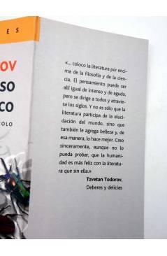 Muestra 1 de INTELECTUALES. TZVETAN TODOROV (Silvina Múscolo) Campo de Ideas 2005
