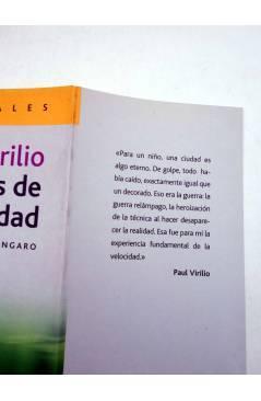 Muestra 1 de INTELECTUALES. PAUL VIRILIO Y LOS LÍMITES DE LA VELOCIDAD (Santiago Rial Ungaro) Campo de Ideas 2003