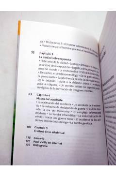 Muestra 3 de INTELECTUALES. PAUL VIRILIO Y LOS LÍMITES DE LA VELOCIDAD (Santiago Rial Ungaro) Campo de Ideas 2003