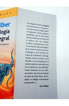 Muestra 1 de INTELECTUALES. KEN WILBER Y LA PSICOLOGÍA INTEGRAL (Miguel Grinberg) Campo de Ideas 2005