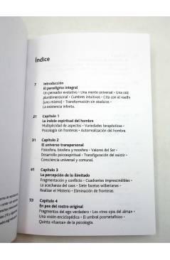 Muestra 2 de INTELECTUALES. KEN WILBER Y LA PSICOLOGÍA INTEGRAL (Miguel Grinberg) Campo de Ideas 2005