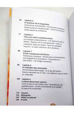 Muestra 3 de INTELECTUALES. KEN WILBER Y LA PSICOLOGÍA INTEGRAL (Miguel Grinberg) Campo de Ideas 2005