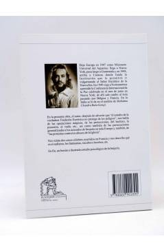 Contracubierta de PROPÓSITOS PSICOLÓGICOS 21. LA BRUJERÍA (Serge Raynaud De La Ferrière) El Aguador 2003