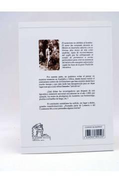 Contracubierta de PROPÓSITOS PSICOLÓGICOS 34. LOS CULTOS PRIMITIVOS (Serge Raynaud De La Ferrière) El Aguador 2003