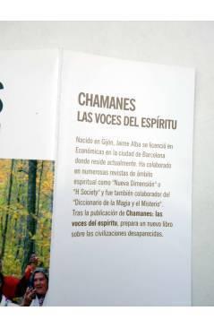 Muestra 1 de CHAMANES. LAS VOCES DEL ESPÍRITU + DVD EL COSEJO DE LAS 13 ABUELAS (Jaime Alba) Sabai 2010