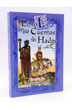 Cubierta de EL LIBRO LILA DE LOS CUENTOS DE HADAS (Andrew Lang / H.J. Ford) Neo Person 2001