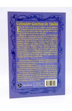 Contracubierta de EL LIBRO LILA DE LOS CUENTOS DE HADAS (Andrew Lang / H.J. Ford) Neo Person 2001