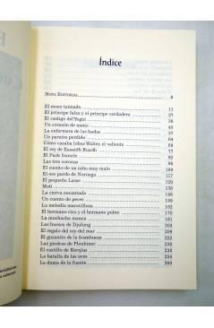 Muestra 2 de EL LIBRO LILA DE LOS CUENTOS DE HADAS (Andrew Lang / H.J. Ford) Neo Person 2001
