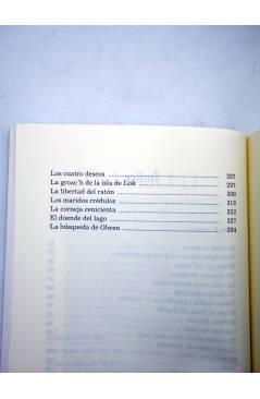 Muestra 3 de EL LIBRO LILA DE LOS CUENTOS DE HADAS (Andrew Lang / H.J. Ford) Neo Person 2001