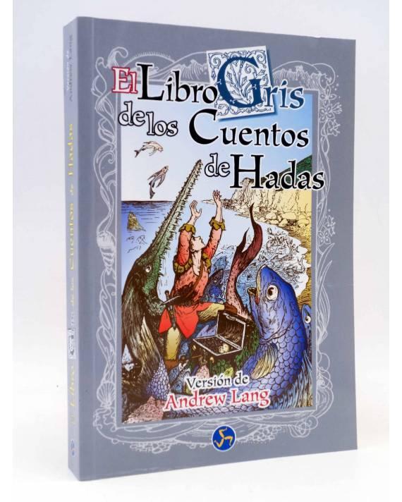 Cubierta de EL LIBRO GRIS DE LOS CUENTOS DE HADAS (Andrew Lang / H.J. Ford) Neo Person 2002