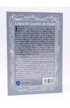 Contracubierta de EL LIBRO GRIS DE LOS CUENTOS DE HADAS (Andrew Lang / H.J. Ford) Neo Person 2002