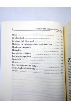 Muestra 2 de EL LIBRO GRIS DE LOS CUENTOS DE HADAS (Andrew Lang / H.J. Ford) Neo Person 2002