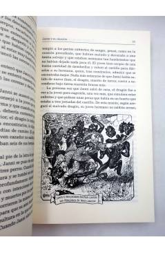 Muestra 7 de EL LIBRO GRIS DE LOS CUENTOS DE HADAS (Andrew Lang / H.J. Ford) Neo Person 2002