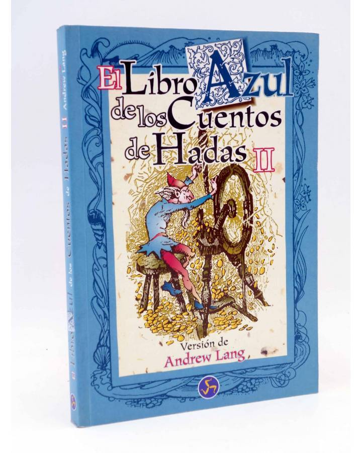 Cubierta de EL LIBRO AZUL DE LOS CUENTOS DE HADAS II (Andrew Lang / Ford / Jacomb) Neo Person 2000