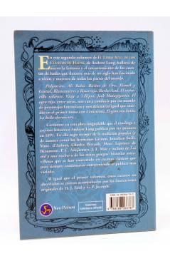 Contracubierta de EL LIBRO AZUL DE LOS CUENTOS DE HADAS II (Andrew Lang / Ford / Jacomb) Neo Person 2000