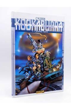 Cubierta de BDDOLMEN 3. KOOKABURRA 1. PLANETA DAKOI (Crisse) Dolmen 2004