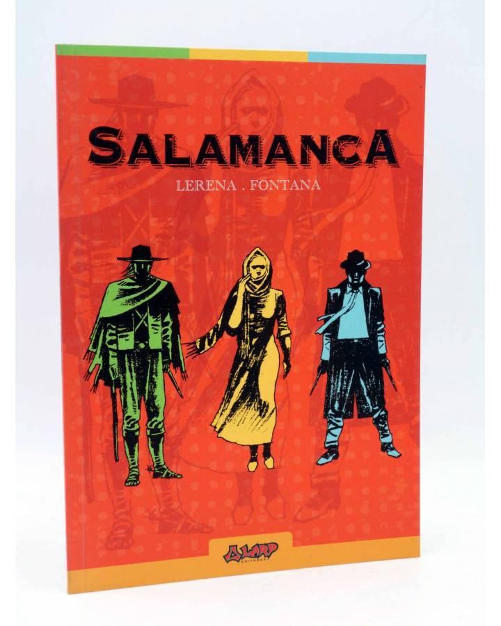 Cubierta de SALAMANCA (Lerana / Fontana) Larp 2013