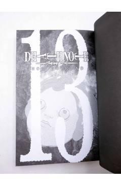 Muestra 1 de DEATH NOTE 13. HOW TO READ / GUIA DE LECTURA (Tsugumi Ohba / Takeshi Obata) Larp 2015