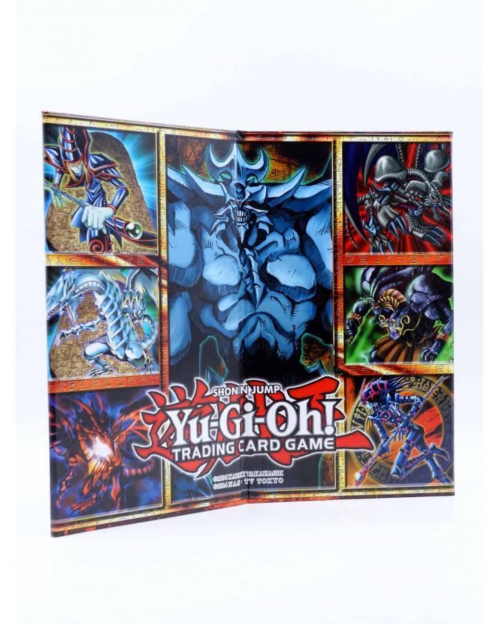 Cubierta de PANTALLA TABLERO YU-GI-OH! TRADING CARD GAME. KONAMI. MOD 1 (Kazuki Takahashi) Shonen Jump 2014