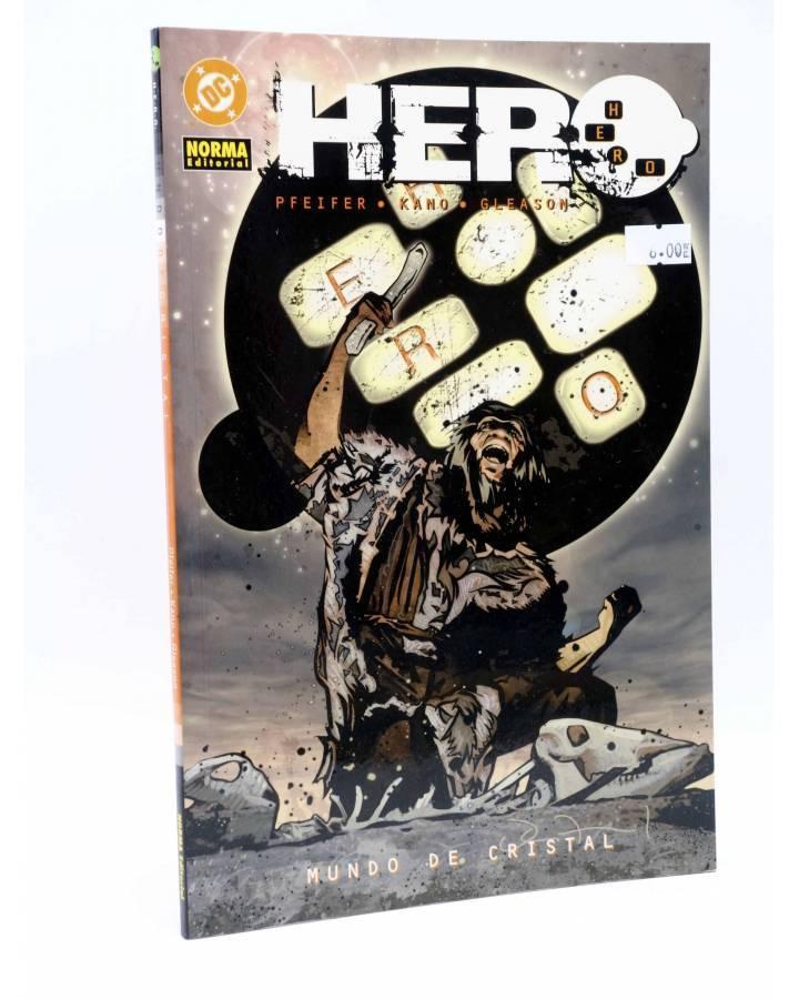 Cubierta de HERO MUNDO DE CRISTAL (Pfeifer / Kano / Gleason) Norma 2005