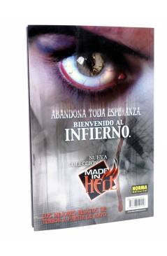 Contracubierta de HERO MUNDO DE CRISTAL (Pfeifer / Kano / Gleason) Norma 2005
