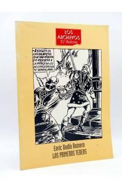 Cubierta de LOS ARCHIVOS EL BOLETÍN 2. LOS PRIMEROS TEBEOS (Enric Badía Romero) El Boletín 1993
