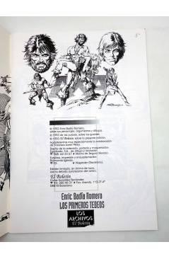 Muestra 1 de LOS ARCHIVOS EL BOLETÍN 2. LOS PRIMEROS TEBEOS (Enric Badía Romero) El Boletín 1993