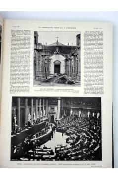 Muestra 1 de REVISTA LA ILUSTRACIÓN ESPAÑOLA Y AMERICANA. SEGUNDO SEMESTRE 1907. INCOMPLETO (Vvaa) Madrid 1907