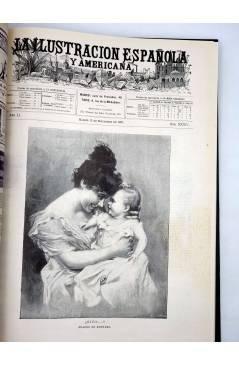 Muestra 3 de REVISTA LA ILUSTRACIÓN ESPAÑOLA Y AMERICANA. SEGUNDO SEMESTRE 1907. INCOMPLETO (Vvaa) Madrid 1907