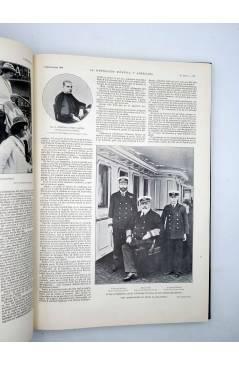 Muestra 3 de REVISTA LA ILUSTRACIÓN ESPAÑOLA Y AMERICANA. SEGUNDO SEMESTRE 1908. INCOMPLETO (Vvaa) Madrid 1908