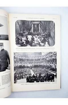 Muestra 4 de REVISTA LA ILUSTRACIÓN ESPAÑOLA Y AMERICANA. SEGUNDO SEMESTRE 1908. INCOMPLETO (Vvaa) Madrid 1908