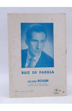 Muestra 1 de CANCIONERO. ROSARITO GARCÍA. SUS ÉXITOS EN DISCOS BELTER.. Bistagne 1961