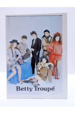 Cubierta de CROMO SUPER MUSICAL 103. BETTY TROUPÉ (Betty Troupé) Eyder Circa 1980