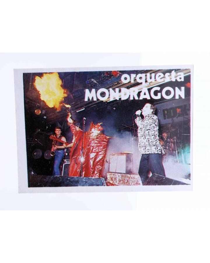 Cubierta de CROMO SUPER MUSICAL 110. LA ORQUESTA MONDRAGÓN (La Orquesta Mondragón) Eyder Circa 1980