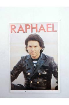 Cubierta de CROMO SUPER MUSICAL 119. RAPHAEL (Raphael) Eyder Circa 1980