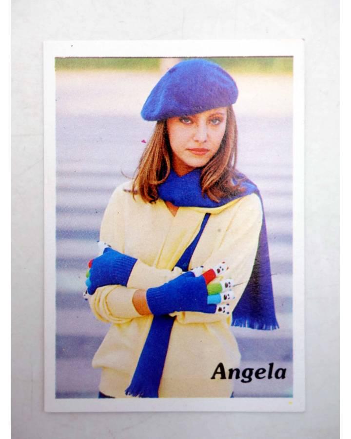 Cubierta de CROMO SUPER MUSICAL 149. ANGELA (Angela) Eyder Circa 1980