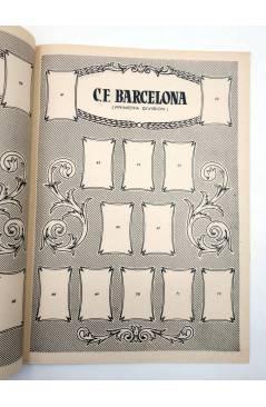 Muestra 3 de ALBUM DE CROMOS VACÍO CAMPEONES 1955. FUTBOL ESPAÑOL 1ª Y 2ª DIVISIÓN. Bruguera 1955