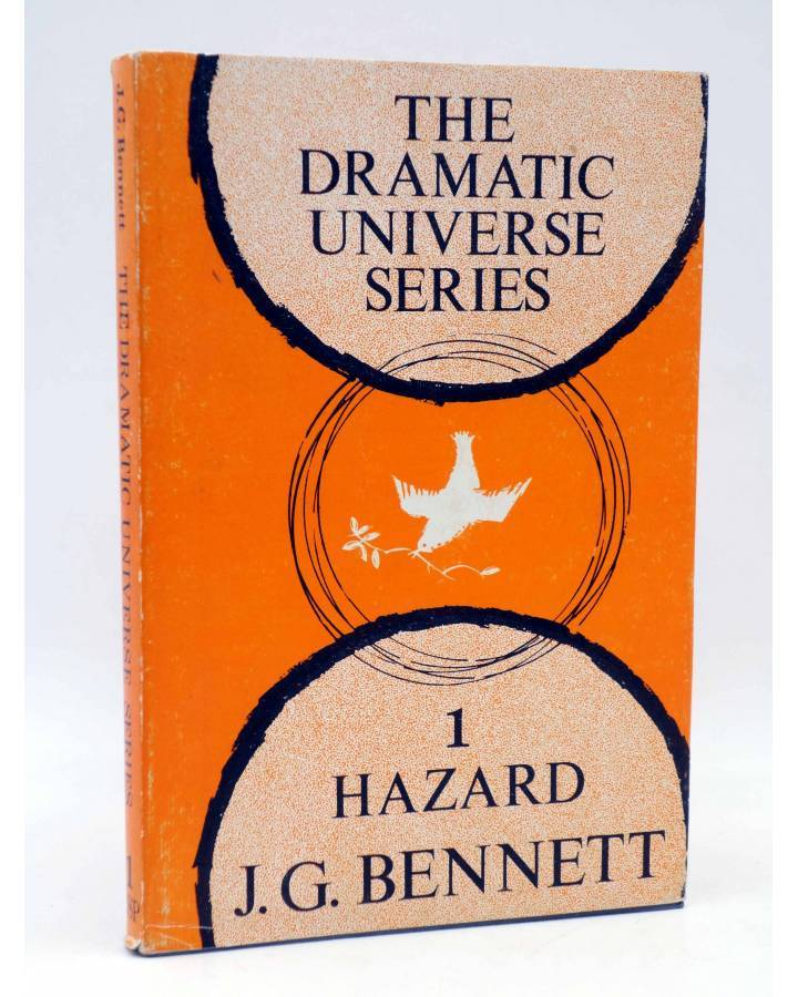 Cubierta de THE DRAMATIC UNIVERSE SERIES 1. HAZARD (J.G. Bennett) Coombe Springs 1976