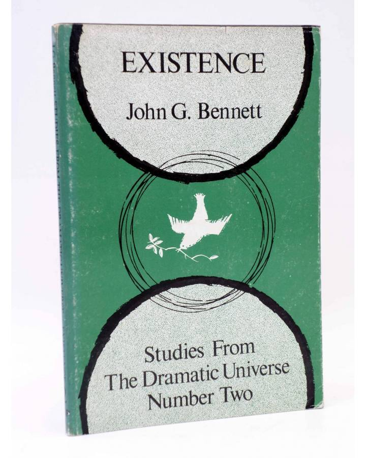Cubierta de STUDIES FROM THE DRAMATIC UNIVERSE 2. EXISTENCE (J.G. Bennett) Coombe Springs 1977