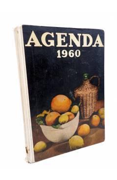 Cubierta de ALMANAQUE AGENDA AÑO 1960. Sección Femenina de FET y de las JONS 1958