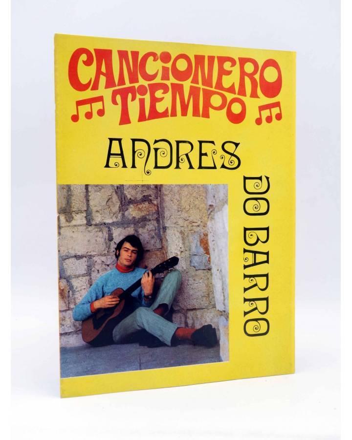 Cubierta de CANCIONERO TIEMPO. ANDRES DO BARRO (Andres Do Barro) Vilmar 1971