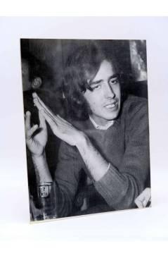 Contracubierta de CANCIONERO TIEMPO. JOAN MANUEL SERRAT (Joan Manuel Serrat) Vilmar 1972