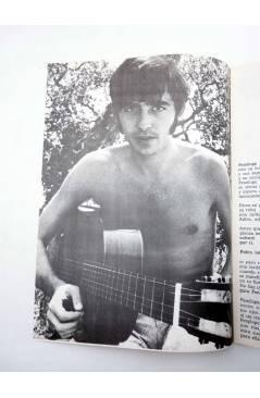 Muestra 2 de CANCIONERO TIEMPO. JOAN MANUEL SERRAT (Joan Manuel Serrat) Vilmar 1972