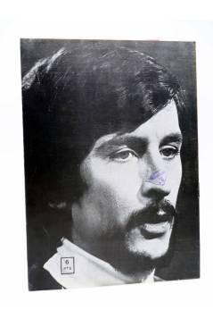 Contracubierta de CANCIONERO TIEMPO. JUAN PARDO (Juan Pardo) Vilmar 1972