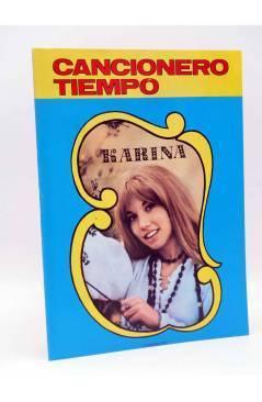 Cubierta de CANCIONERO TIEMPO. KARINA (Karina) Vilmar 1971