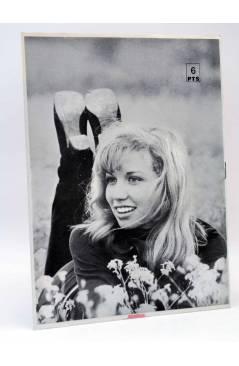 Contracubierta de CANCIONERO TIEMPO. KARINA (Karina) Vilmar 1971