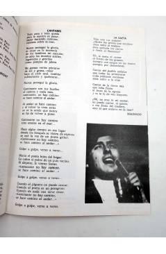 Muestra 2 de CANCIONERO HITS PRES. ÉXITOS DE HOY (Julio Iglesias / Raphael / Víctor Manuel) Presidente 1970