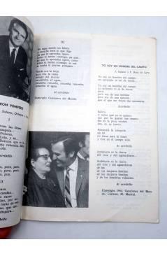 Muestra 2 de CANCIONERO HITS PRES. MANOLO ESCOBAR (Manolo Escobar) Presidente 1969