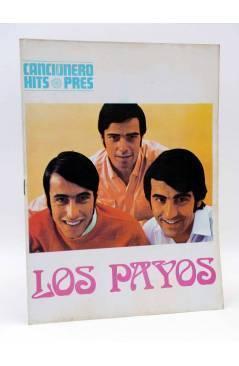 Cubierta de CANCIONERO HITS PRES. LOS PAYOS (Los Payos) Presidente 1969